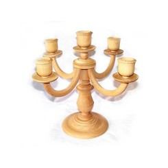 Candlestick five candles