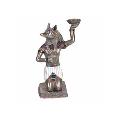 Anubis Candle Holder
