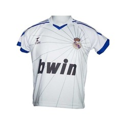 Real Madrid White T-Shirt