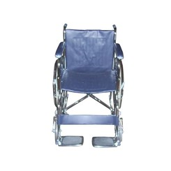Drive Medical Blue Wheelchair