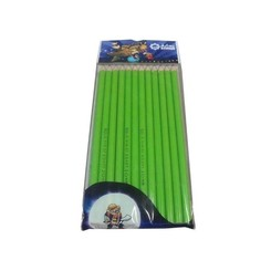 Dozen Of Green Pencils