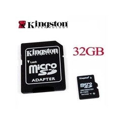 Kingston MicroSD Card / 32GB