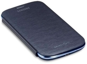 Samsung Flip Cover For Samsung Galaxy S3 (Black)