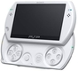 Sony PSP go 16 GB  - White