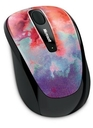 Wireless Mobile Mouse 3500 Artist series - Microsoft