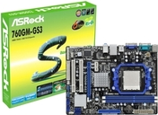 asrock 760GM-GS3 motherboard